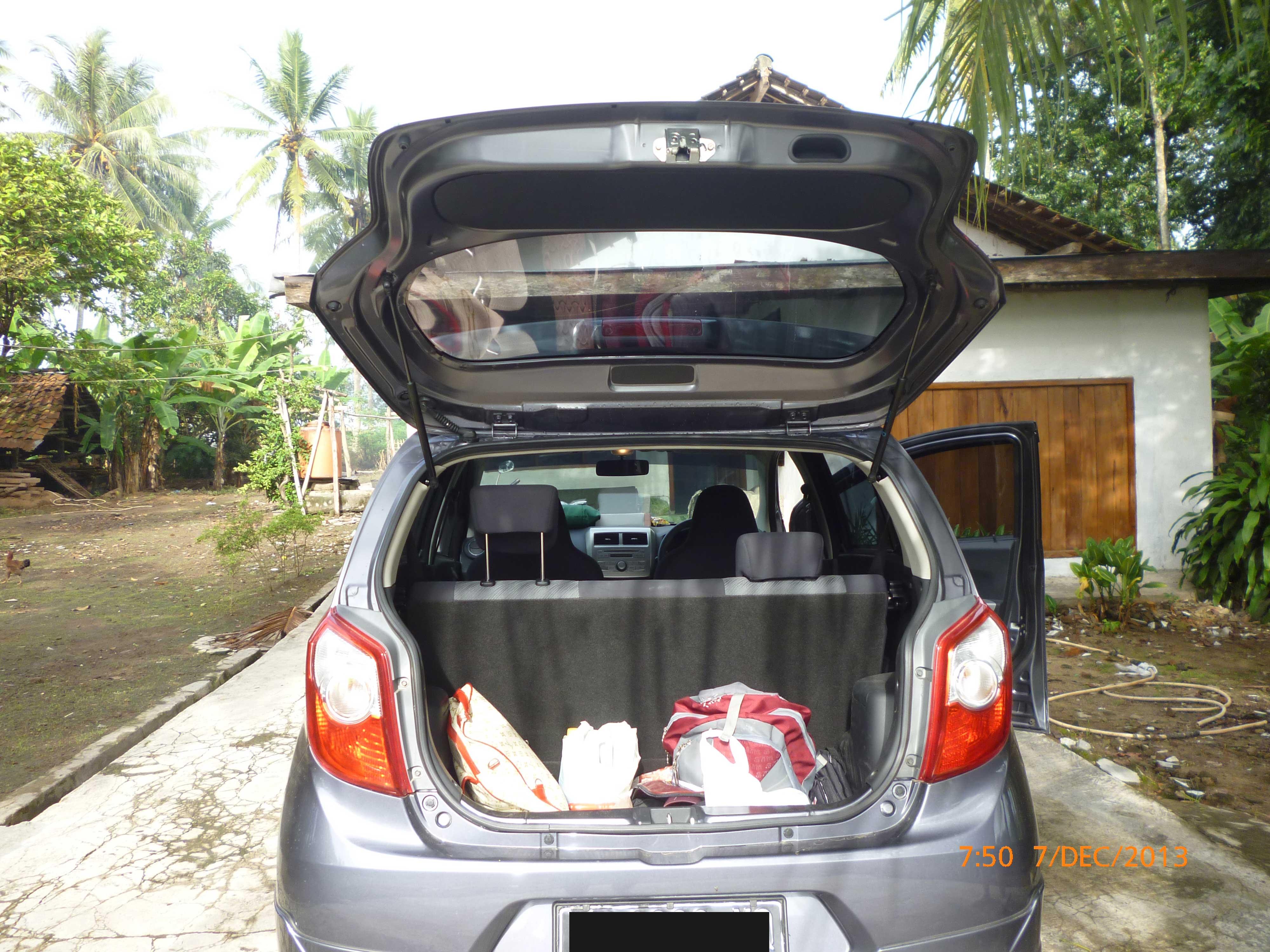 Review Toyota Agya Matic Trd S Wiring Diagram Bagasi Belakang
