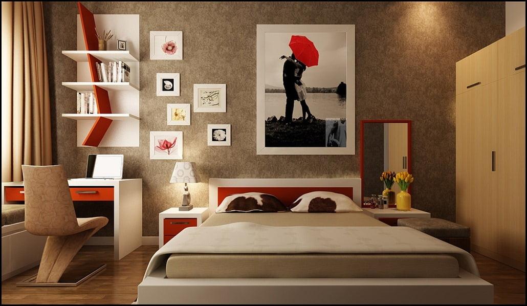 tips menata cahaya di kamar tidur