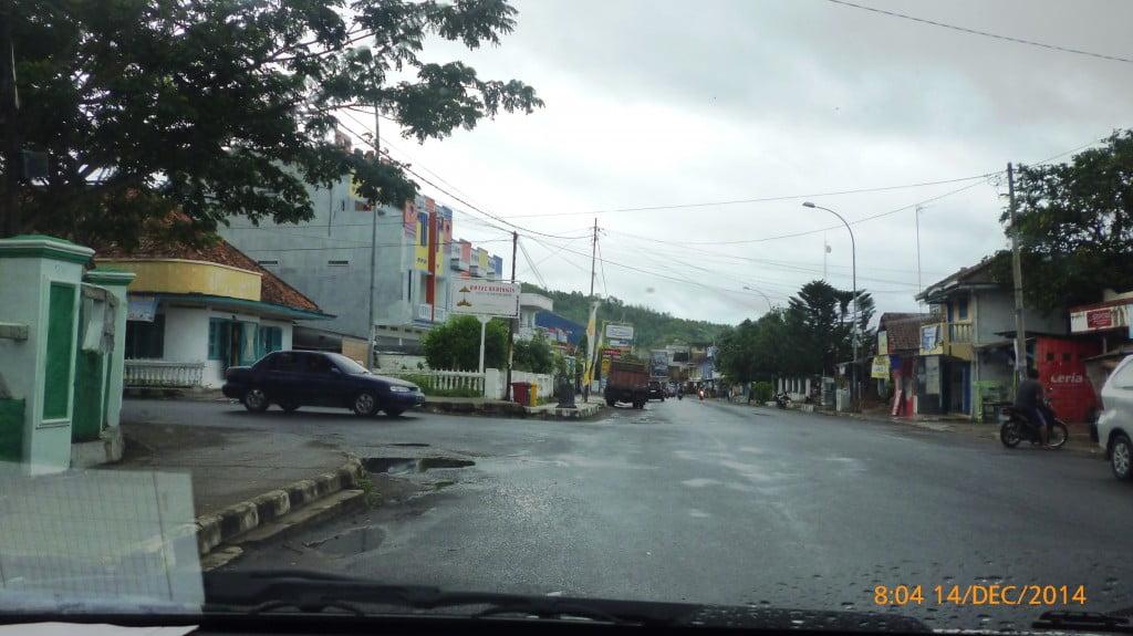 Simpang Pemandian Air Panas