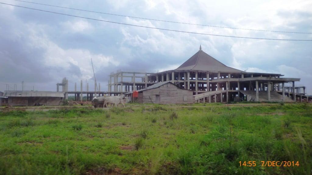 Gedung Bangunanan Kota Baru Lampung 2014 Bandar Nagara