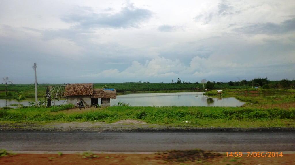 Danau Kecil Kota Baru Lampung 2014